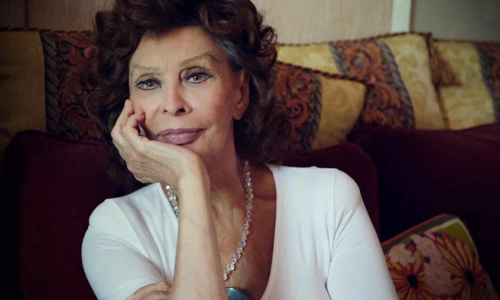 Entrevista   Sophia Loren: 'El cuerpo cambia. La mente no'.