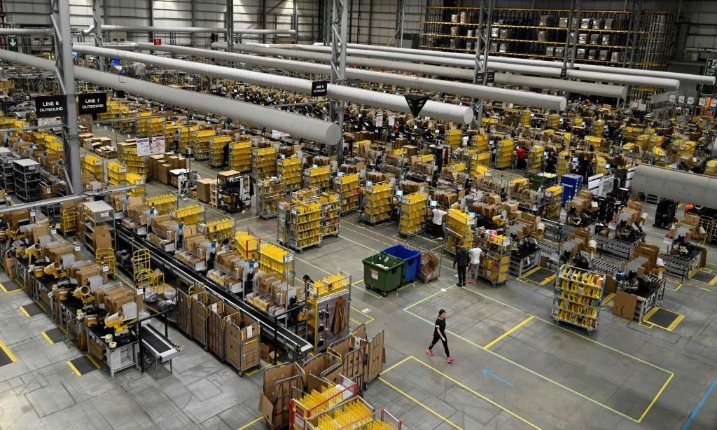 En el Black Friday, una coalición global quiere llamar a Amazon a cuentas