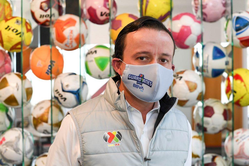 La Liga MX puede ser Top 5 del mundo: Mikel Arriola
