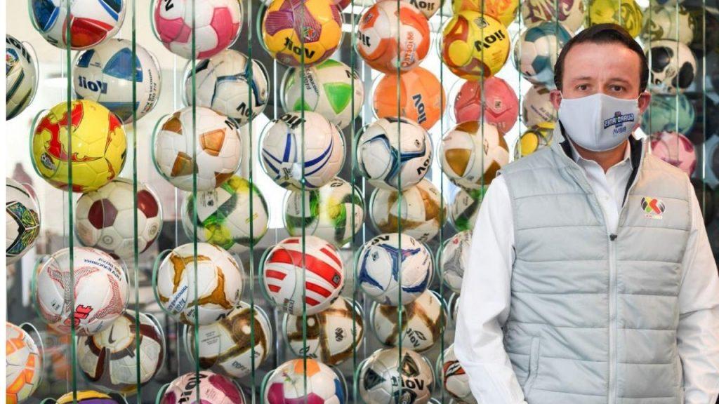 Mikel Arriola: un 'Provida' al frente de la Liga MX