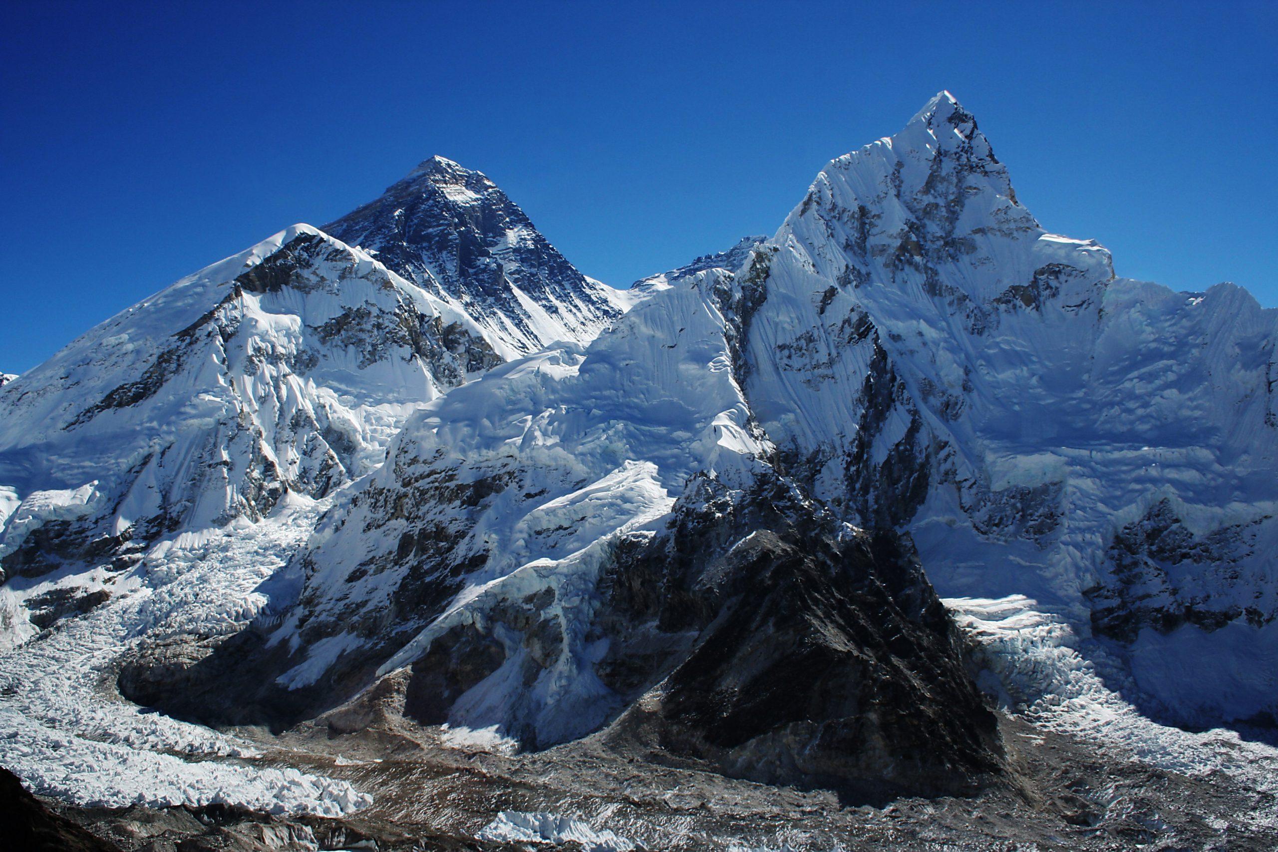 Imagen del Monte Everest