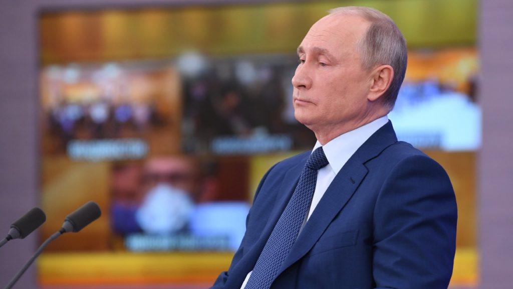 Vladimir Putin no le teme a Alexei Navalny, según el Kremlin