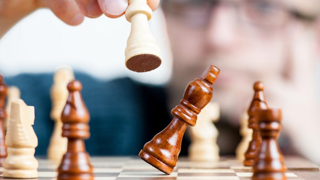Nunca pensé en mí como una persona de ajedrez. Después llegó el Covid-19 y encontré catarsis en el juego