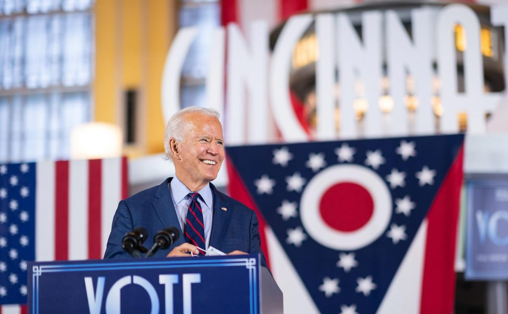 Joe Biden apela a la resistencia y la unidad en EU en discurso por Acción de Gracias