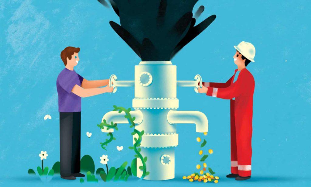 Para lograr una economía verde, premios en efectivo para todos