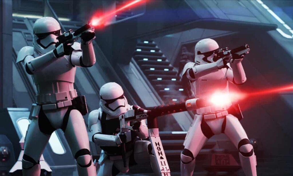 Secretos   ¿Por qué los 'stormtroopers' de 'Star Wars' tienen tan mala puntería?