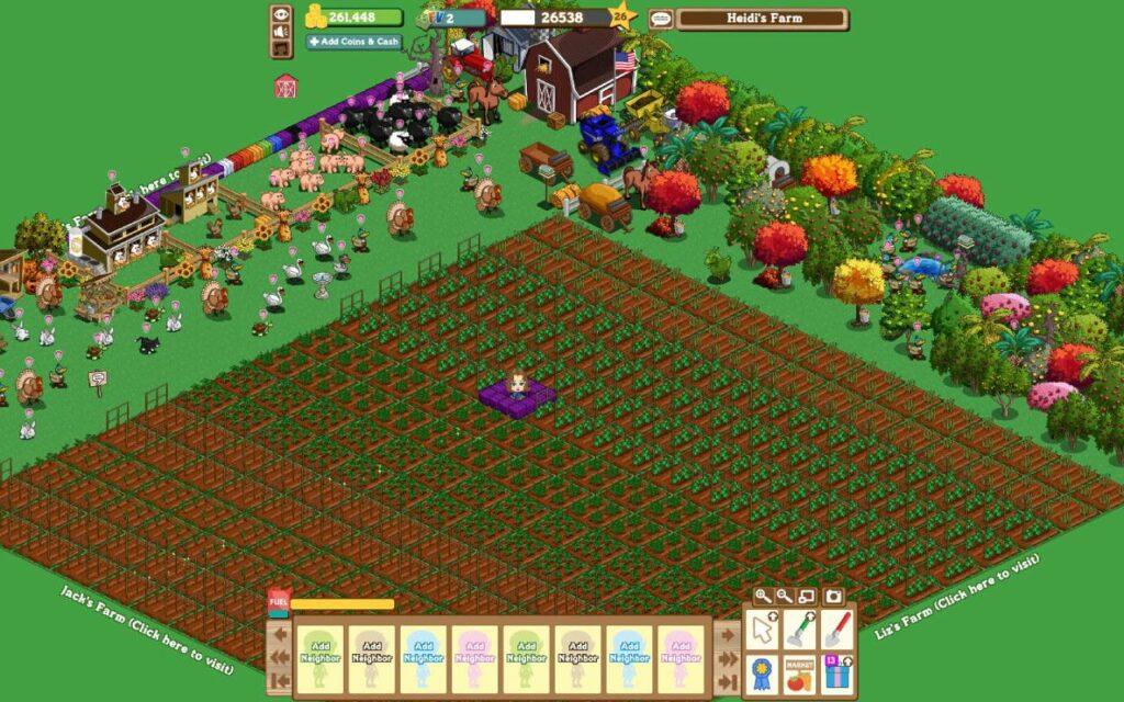 Cómo FarmVille y Facebook ayudaron a cultivar nuevas audiencias en videojuegos