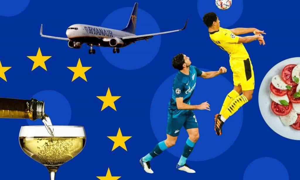 Futbol, viajes y comida: cómo la Unión Europea cambió la cultura del Reino Unido