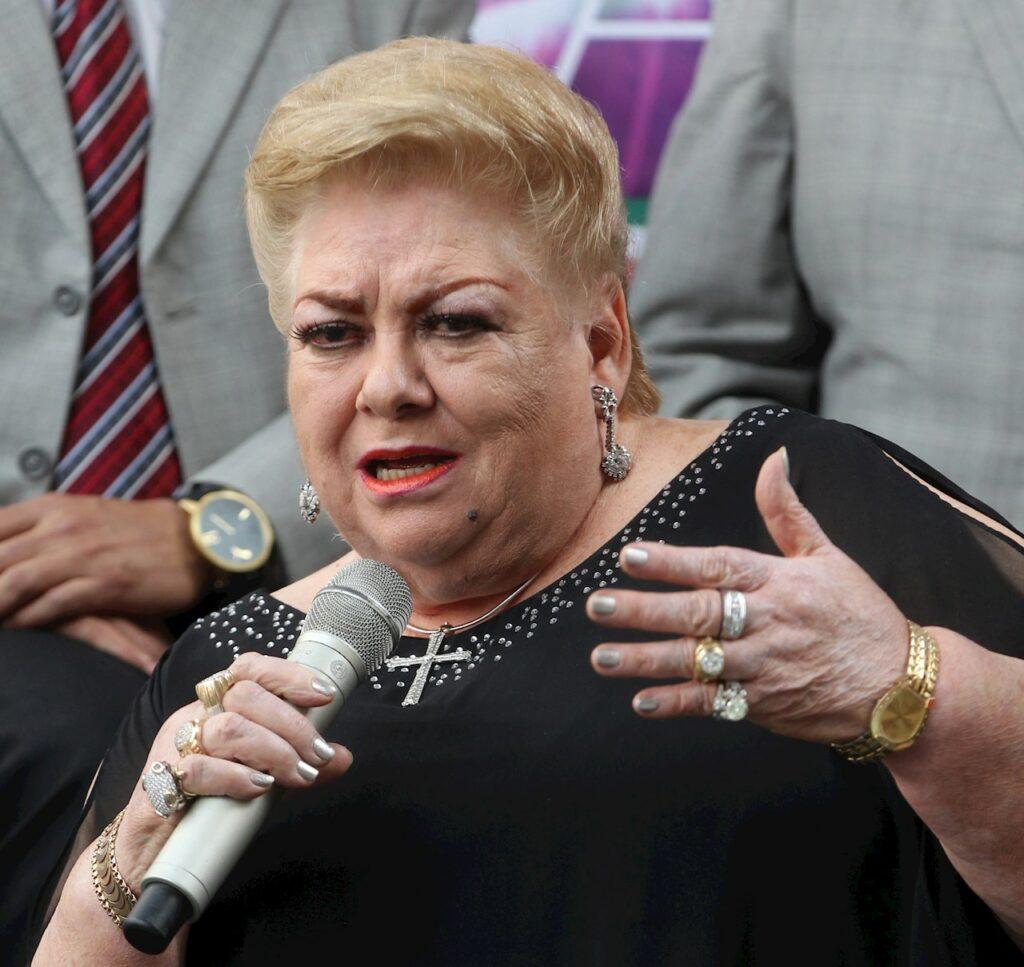 """""""Paquita La del Barrio"""", """"Quico"""" y Lupita Jones  se lanzan a la política"""