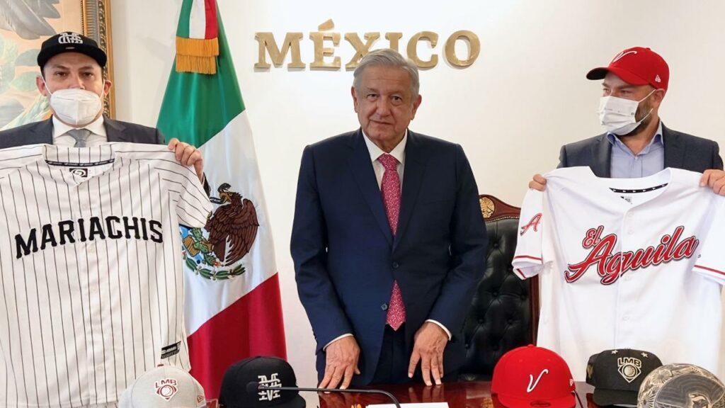 Numeritos alegres del beisbol en México