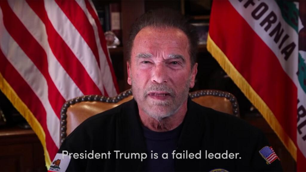 Schwarzenegger, del ridículo del showbiz político a 'gobernator' moral
