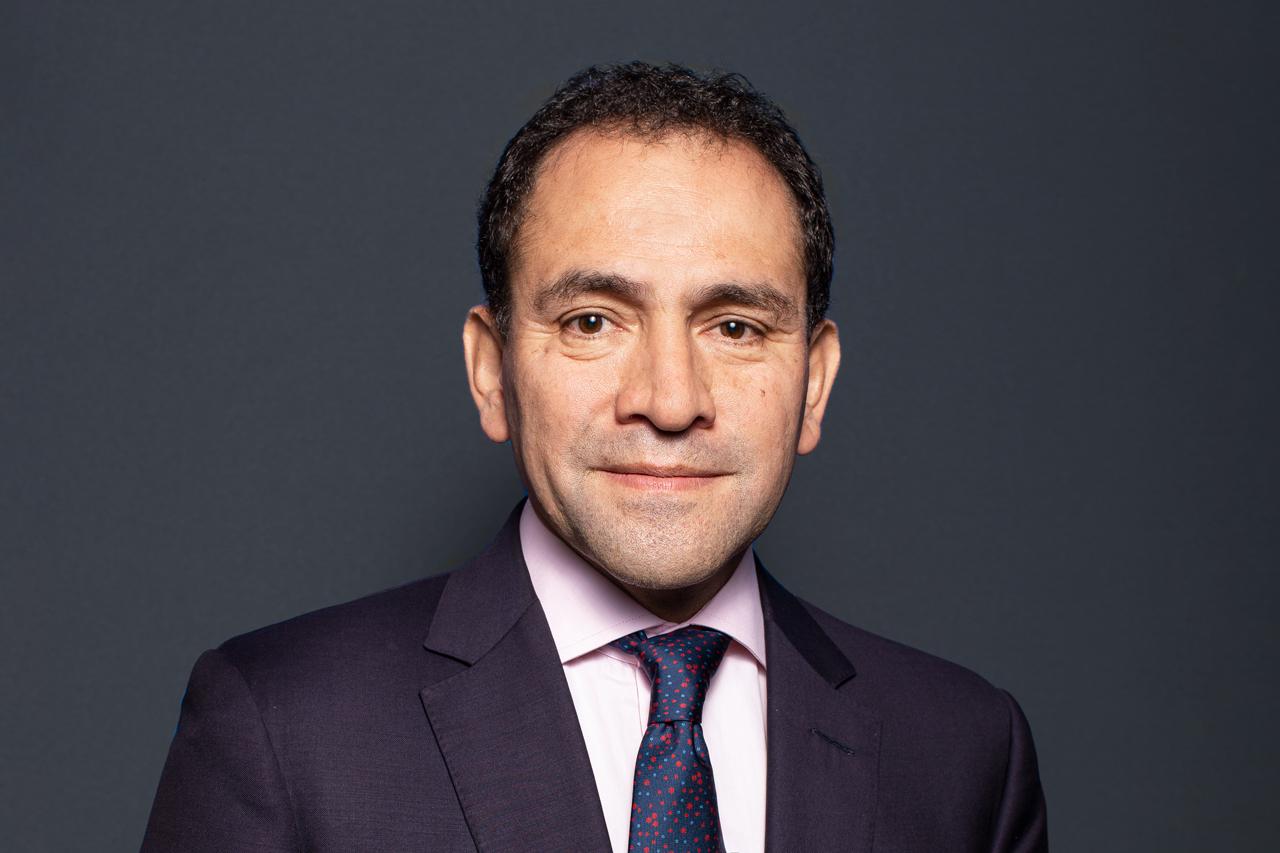 Arturo Herrera, Secretario de Hacienda y Crédito Público de México.