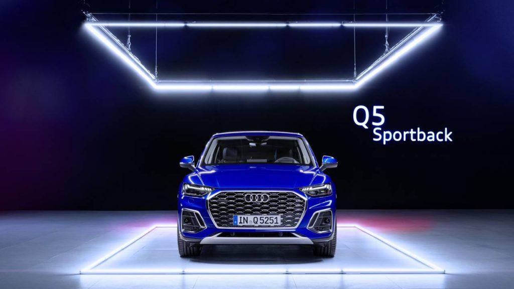 El nuevo Audi Q5 Sportback se producirá en Puebla para el mundo