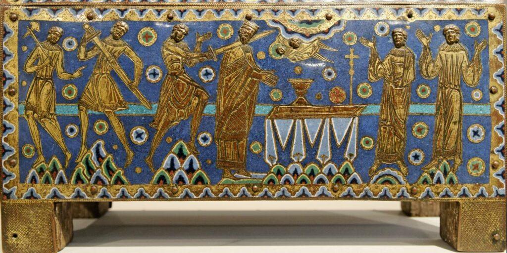 Crimen en la Edad Media: El Museo Británico contará la historia de Thomas Becket