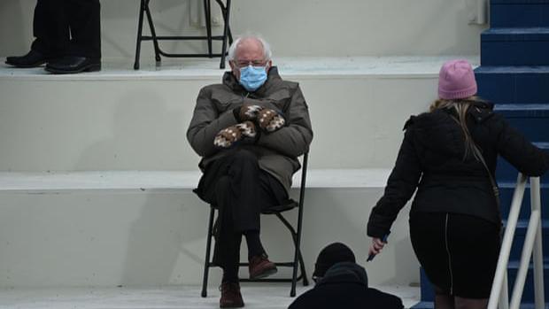 'No puedes tener todo lo que quieres'. ¿Cómo comprar guantes como los de Bernie Sanders?