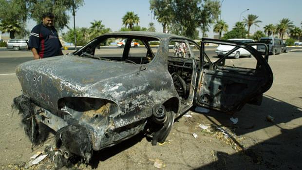 Trump otorgó el perdón a los contratistas de Blackwater involucrados en la masacre de civiles iraquíes