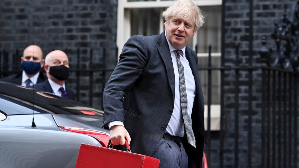 Boris Johnson subraya las 'libertades' que recupera Reino Unido por el Brexit