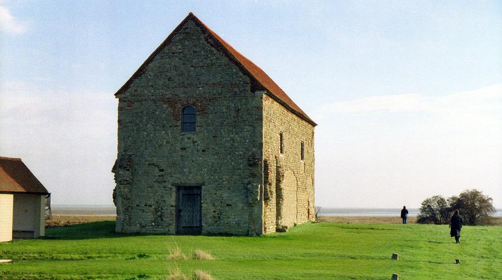 Una iglesia sajona reza por librarse de la amenaza de una planta nuclear