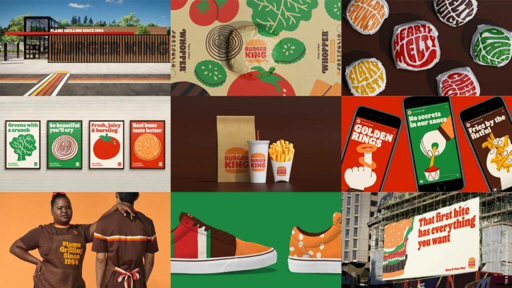 Después de más de 20 años, Burger King presenta su primer cambio completo de imagen