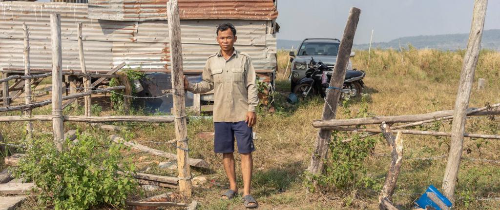 Firma de alimentos británica acusada de traición a familias en Camboya