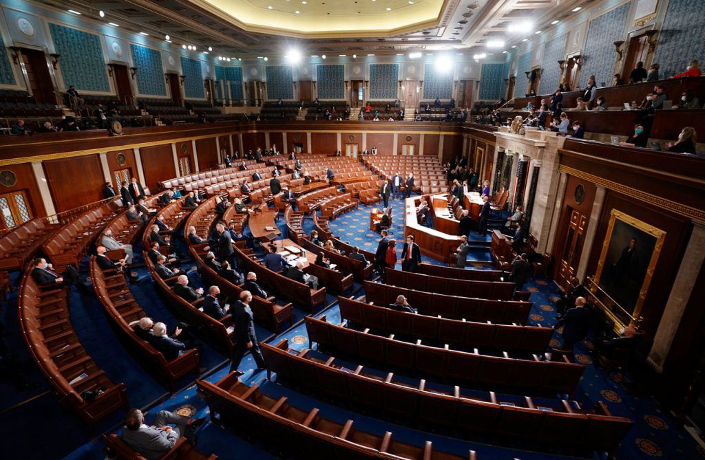 Los pasos que sigue el Congreso de EU para certificar la elección de Joe Biden