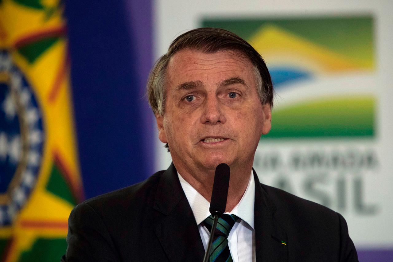 Foto de bolsonaro