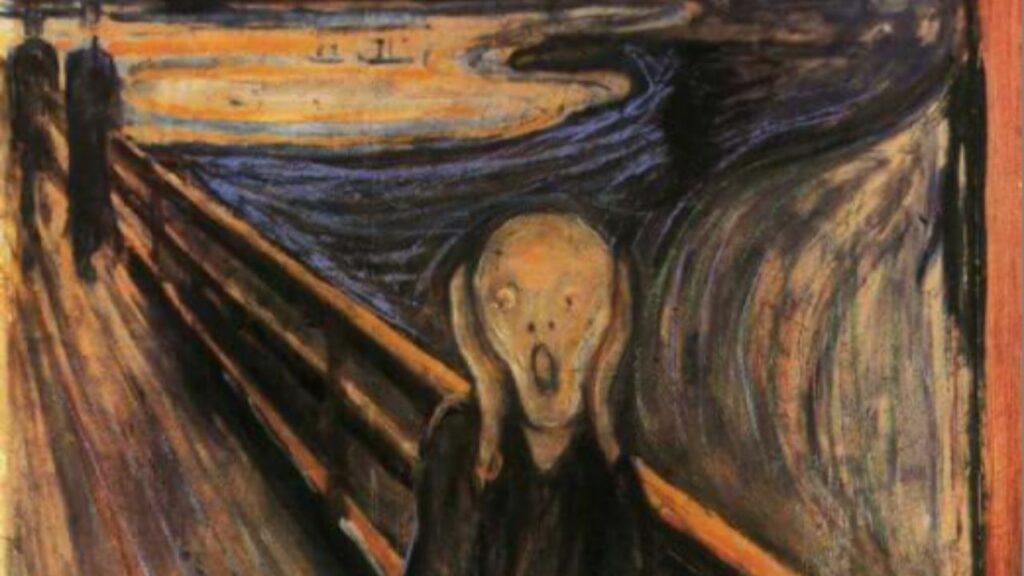 Edvard Munch, las obras del pintor de la ansiedad y la incertidumbre