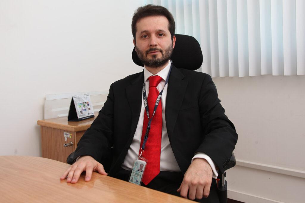 'Muchas personas no consideran alguna problemática que enfrentan como discapacidad': Edgar Vielma