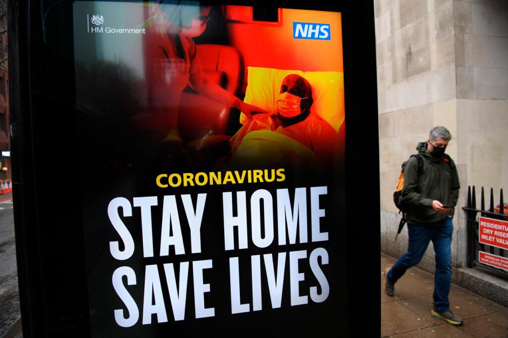 'Nivel 5': fuentes indican que Inglaterra necesita medidas más severas contra el Covid-19