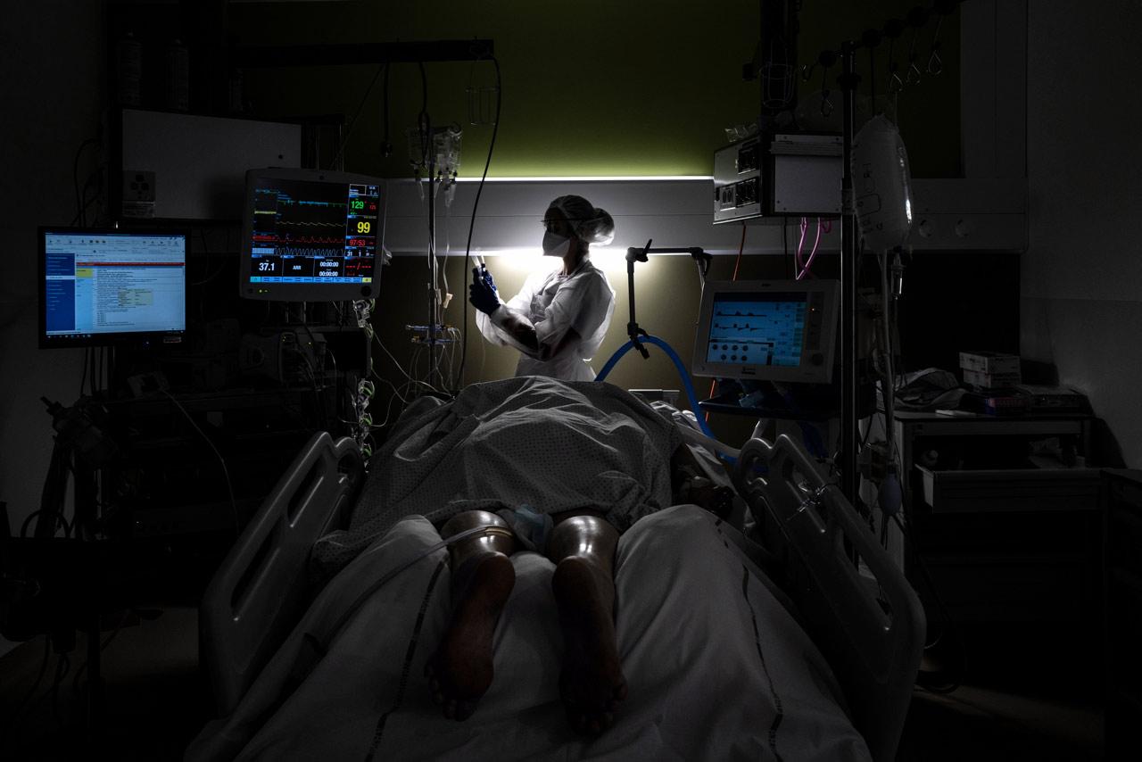 Foto ilustrativa sobre el nnuevo tratamiento para covid-19 avalado por la oms