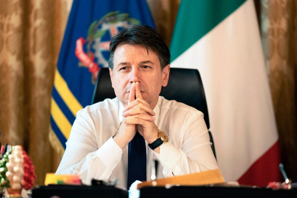 Giuseppe Conte renuncia como primer ministro de Italia en un movimiento táctico