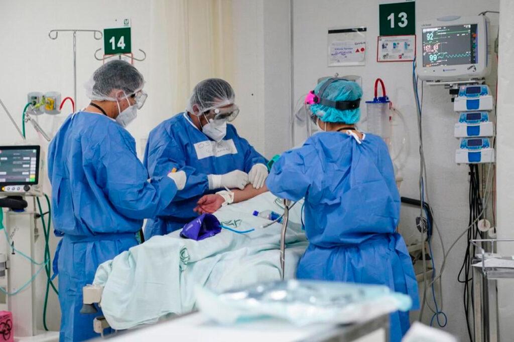 La Salud en México: 30 meses de pesadilla