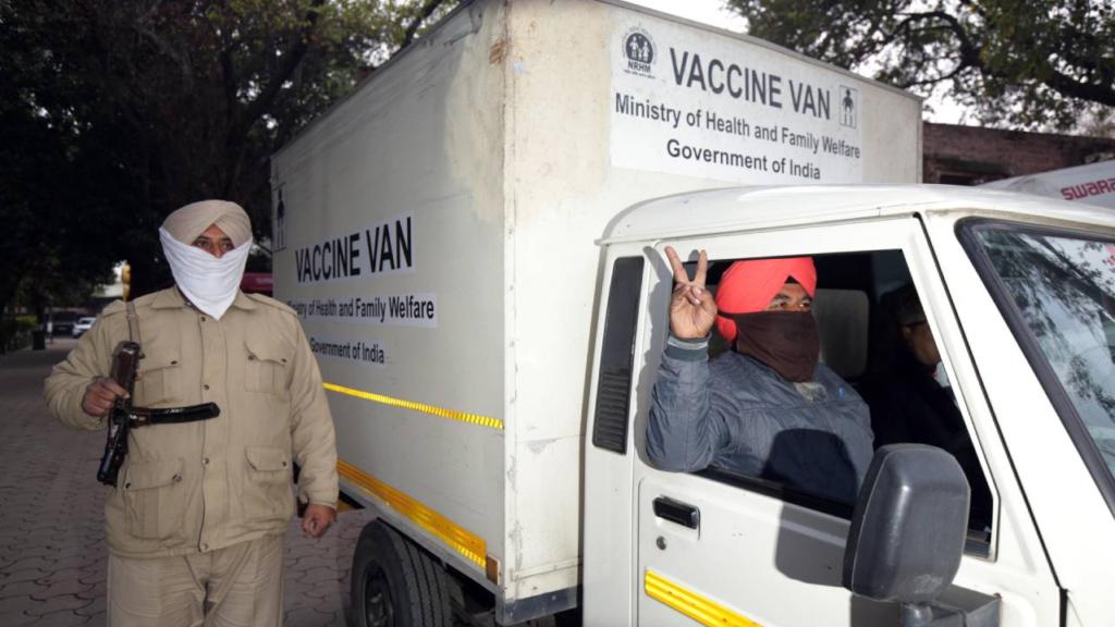 Cómo los países de bajos ingresos apresuran su acceso a las vacunas Covid