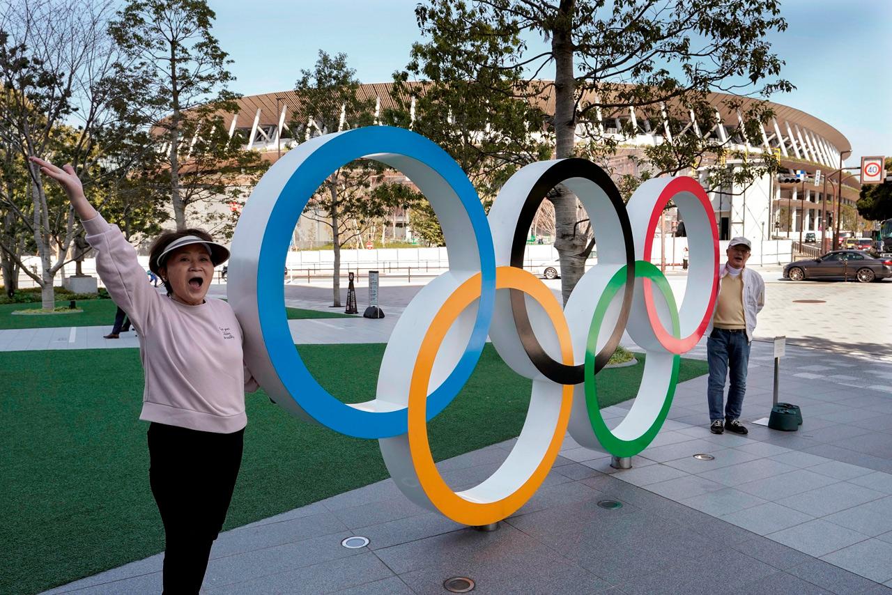 voluntarios Juegos olímpicos Tokio 2020