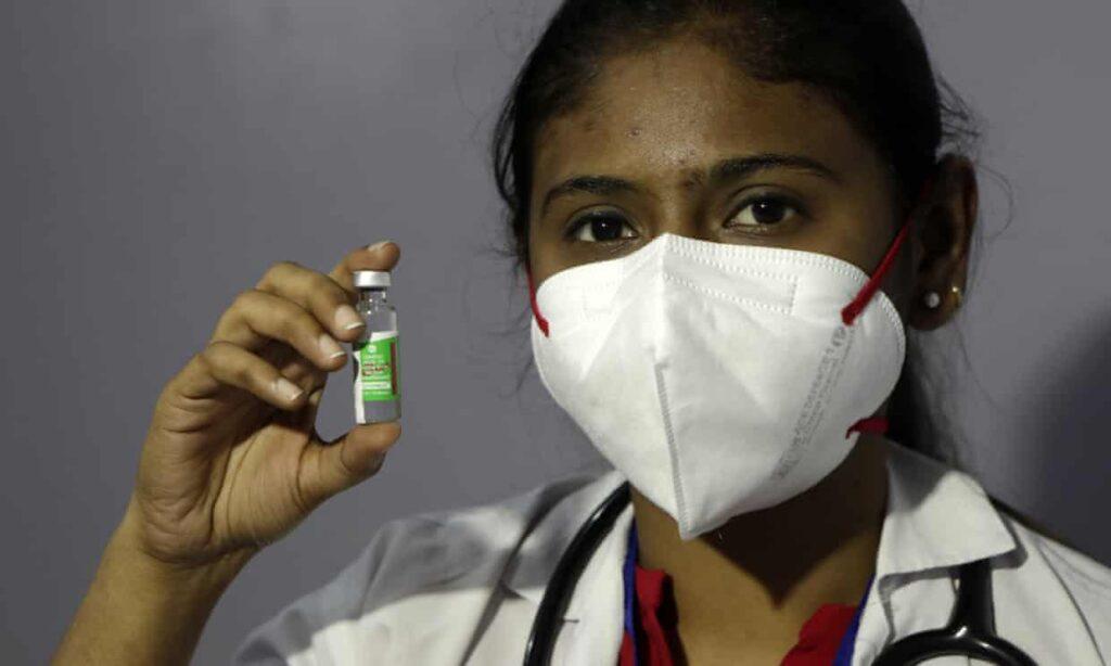 Arrancó en la India el programa más grande del mundo de vacunación Covid