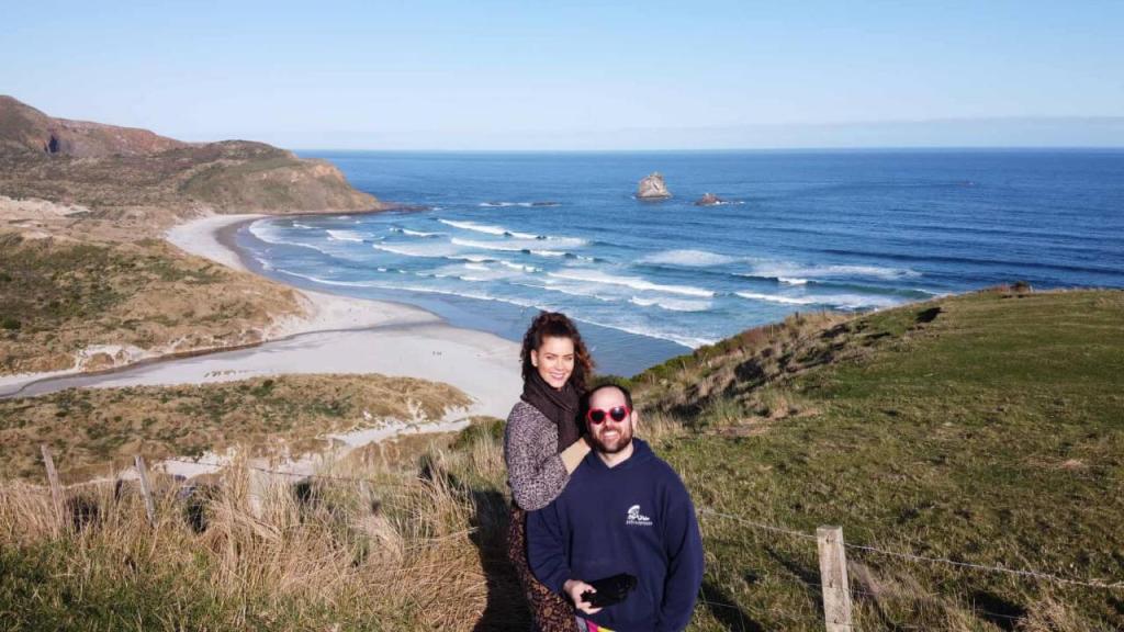 Boleto dorado: los afortunados turistas que evaden al Covid en Nueva Zelanda