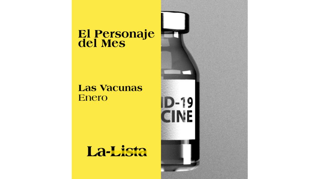 Personaje del mes   Las vacunas