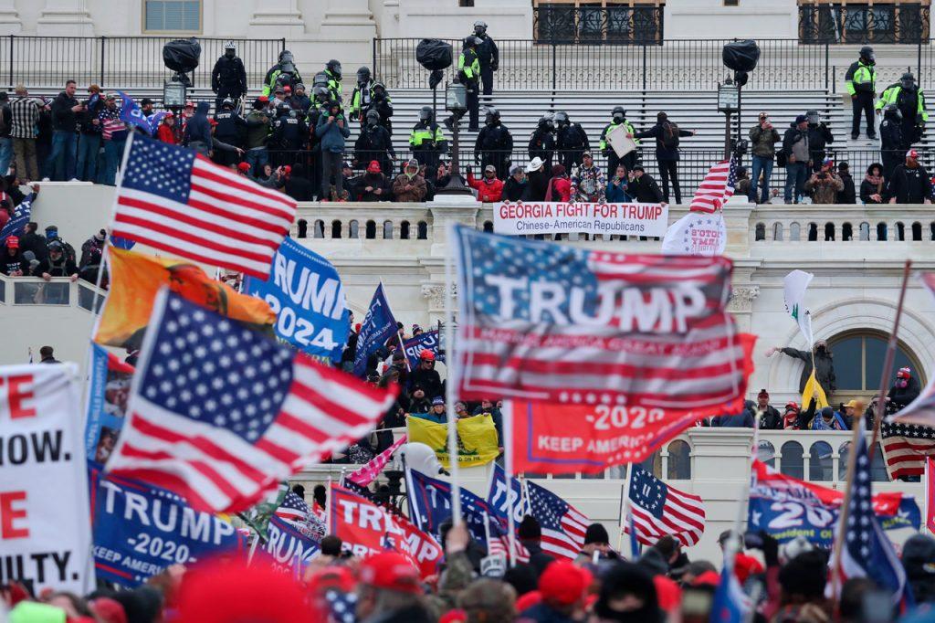 Lo que sucedió en Washington DC está pasando en todo el mundo