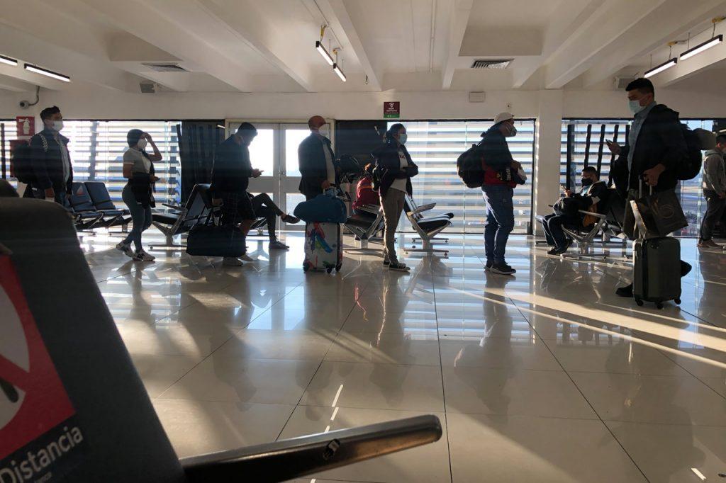 Actividad turística de México cae 26.7% en último trimestre de 2020 por la pandemia