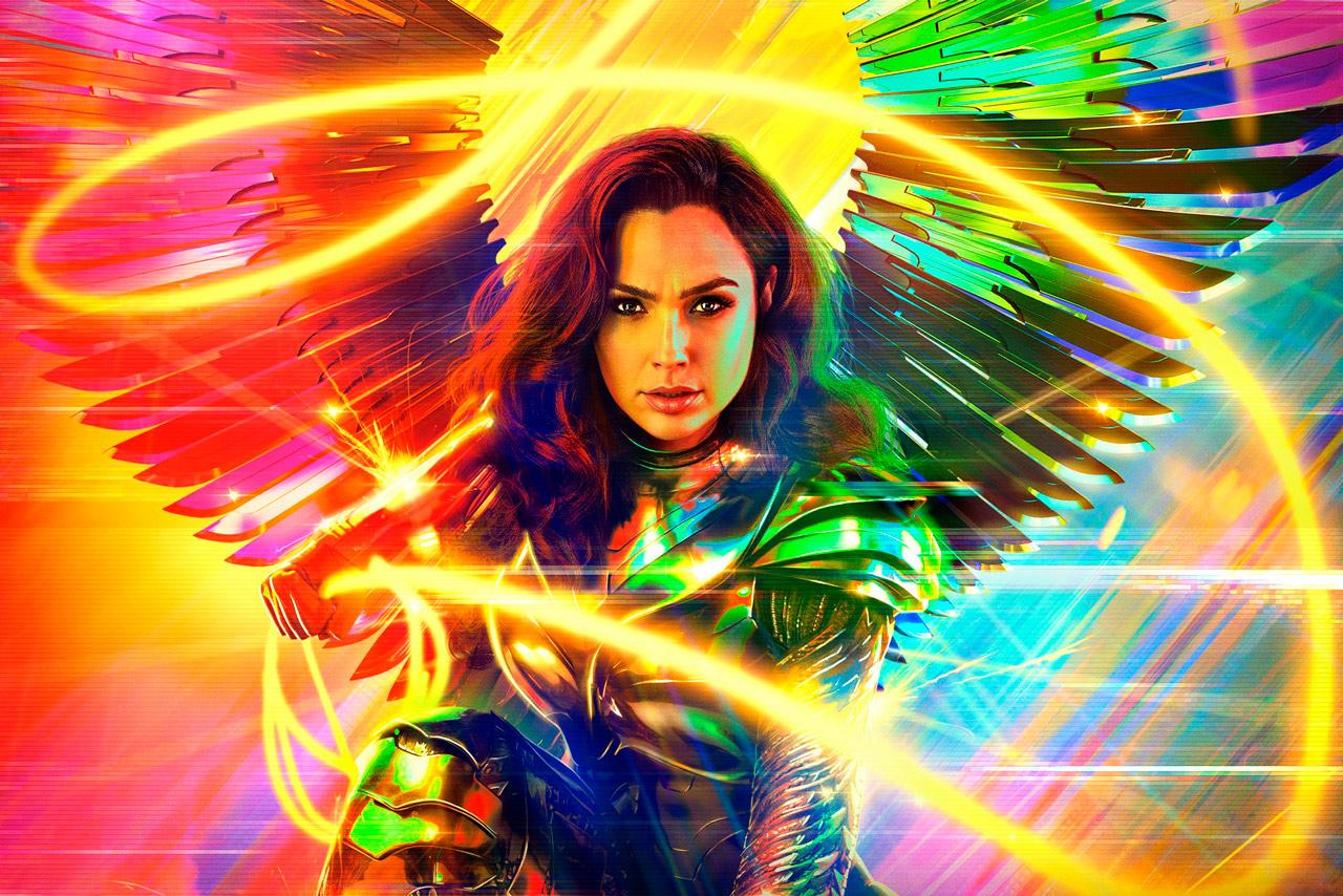 imagen de poster de Wonder Woman: 1984
