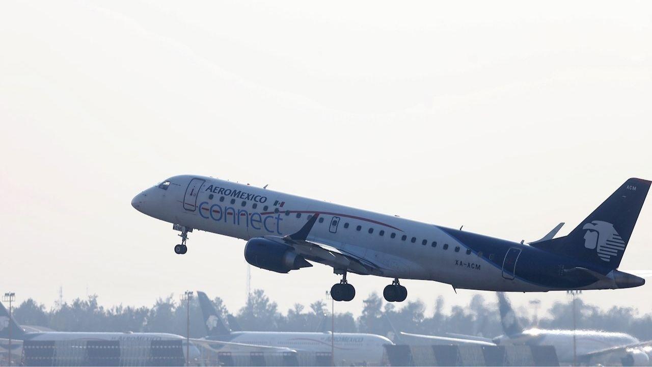avion-aeromexico-aerolineas-seguridad aérea
