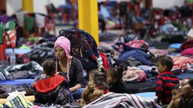 EU espera más migrantes en frontera con México que en los últimos 20 años