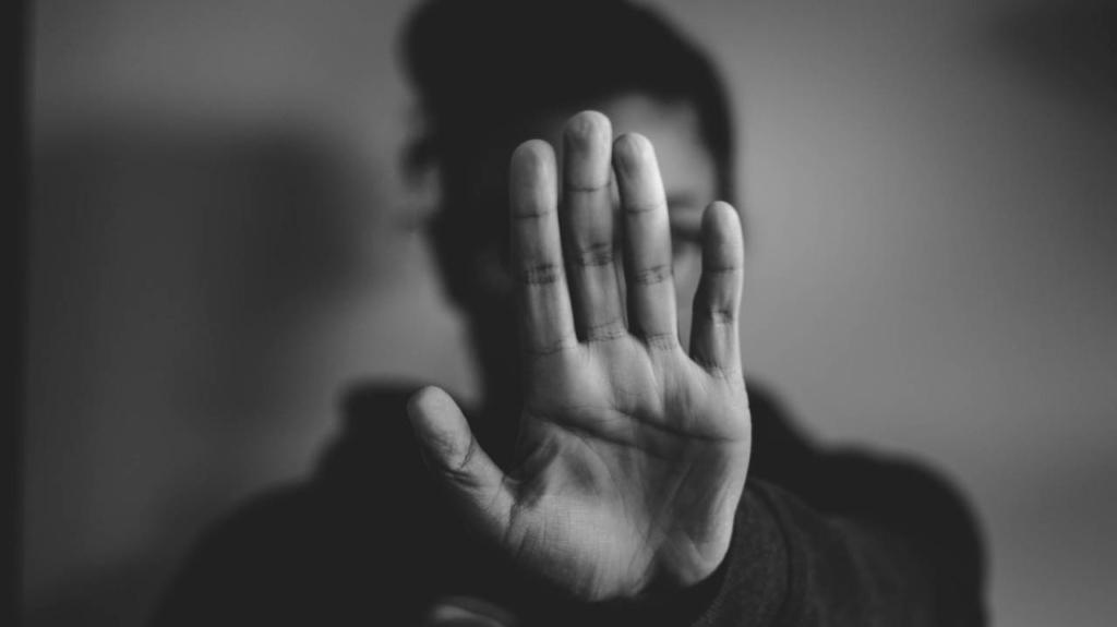 'No, no me toques', una respuesta común tras la pandemia