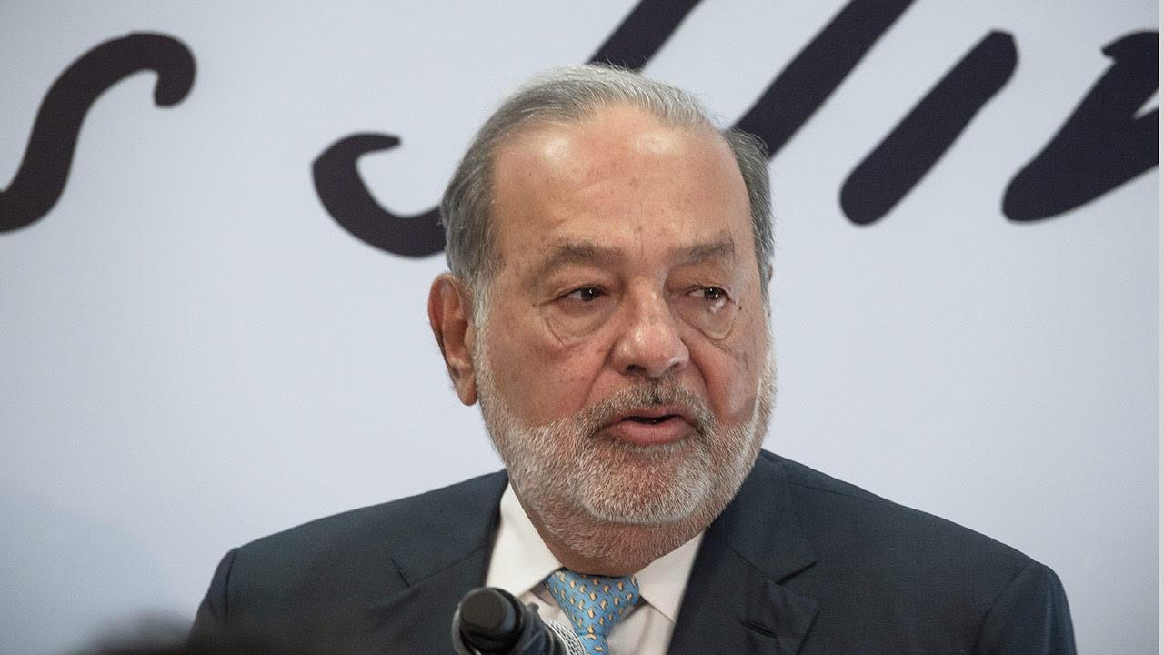 Foto de Carlos Slim