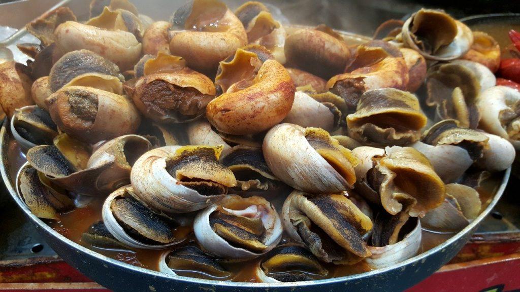 Los cultivadores de caracoles franceses se lamentan por el lento año por Covid