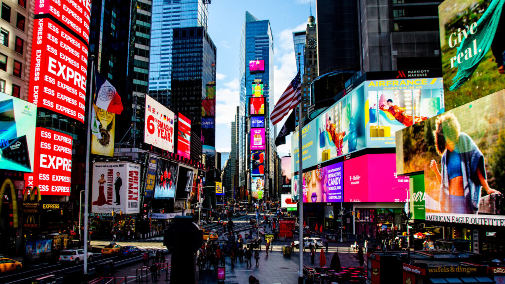 Bola de Times Square Virtual: los eventos de Año Nuevo se cancelan en EU por el aumento de casos de Covid-19