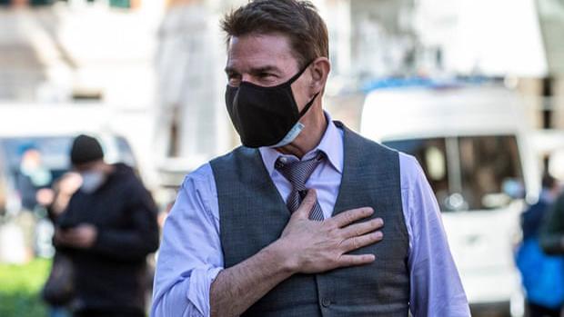 Tom Cruise está enojado, y no es el único