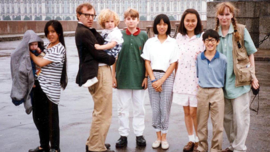 'Me encantaría llevar el apellido de mi padre': Moses Farrow