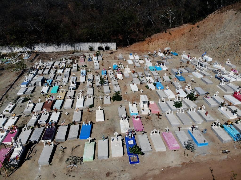 paenteon, cementerio, muertes por covid, funeral, funerarias mexico