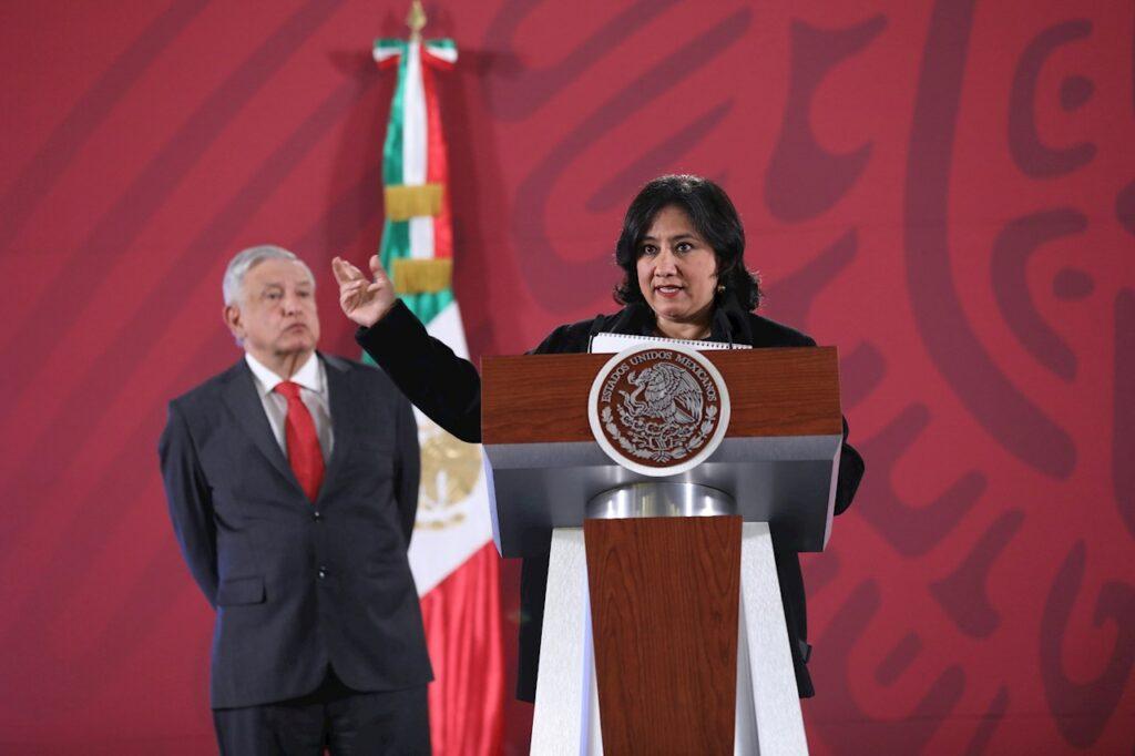 La-Lista de momentos clave de Irma Eréndira Sandoval al frente de la SFP
